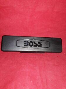 BOSS car Stereo Faceplate Case