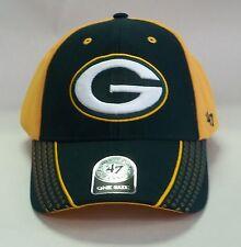 Green Bay Packers 47 Brand Tempo Adjustable Hat Baseball Cap