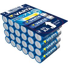24x VARTA AA High Energy Alkaline Batteries  LR6 MX1500 MN1500 MIGNON UK