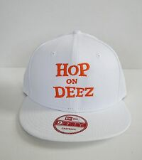 "MARK MCNAIRY NEW ERA 9FIFTY ""HOP ON DEEZ"" Snapback Baseball Hat Cap ONE SIZE"