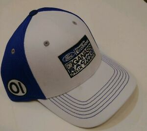 Chip Ganassi Racing 01 Ford Ecoboost Chicane Stretch Fit Hat NWT