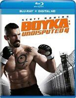 Boyka: Undisputed 4 [New Blu-ray] UV/HD Digital Copy, Digitally Mastered In Hd