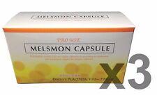 Lot3! Melsmon Placenta Capsule, 120 Capsule x 3 boxes! Placenta tablet