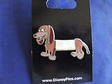 Disney * TOY STORY - SLINKY DOG * New on Card Character Trading Pin