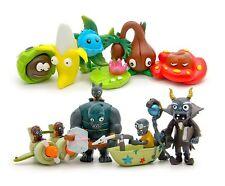 New Plants VS Zombies 10 Pcs  Mini-Figure Set  style J Figures ship from USA