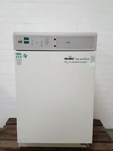 Nuaire DHD Autoflow CO2 Air jacketed incubator Lab Equipment