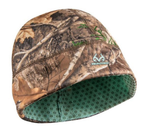 Realtree Edge Ladies Heat Retention Beanie, One Size Fits Most, New
