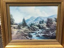 Reproduction Small (up to 12in.) Landscape Art Paintings