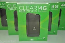 UPGRADE or REPLACE Your CLEAR 4G Modem! Clearwire HUB EXPRESS WiFi WIXFBR-131