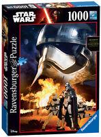 STAR WARS THE FORCE AWAKENS EPISODE VII 1000 PIECE RAVENSBURGER JIGSAW PUZZLE