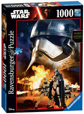 STAR WARS THE FORCE AWAKENS EPISODE VII 1000 PIECE RAVENSBURGER JIGSAW PUZZLE