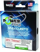 NEW! NEW! Power Pro 33400800150E MaxCuatro Spectra HT Braided Fishi 33400800150E