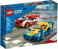 Lego Race Driver And Car Split From A Larger Set No Box NEW