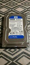 "Disque Dur 500Go SATA 3.5"" WD Western Digital Blue"
