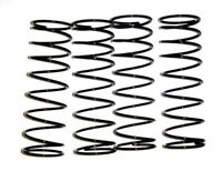 Losi LST Black Dual Rate Shock Springs NEW Set of 4
