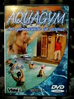 Acquagym La ginnastica in acqua DVD Film Documentario Training Italiano GYM