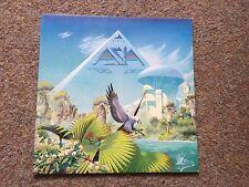 "Original  ALPHA by ASIA Vinyl 12"" LP Record"