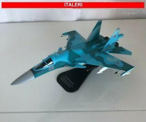 AEREI MILITARI ITALERI 1:100 AEREO MILITARY AIRCRAFT Su-34 Fullback (48136)