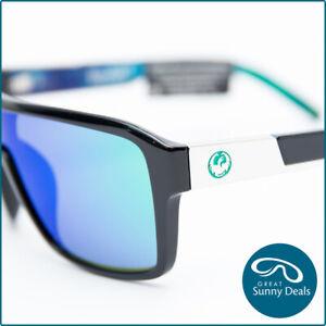 NEW Dragon The Jam Remix Green Nebula Green lens (720-2149) Sunglasses