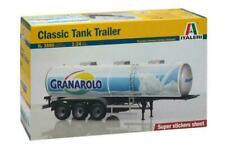 Italeri 3886, 1:24, Bausatz Classic Tank Trailer, OVP, Neu, TOP