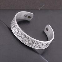 Magnetarmband Magnet Armband Armreif Baum des Lebens Wikinger Vikings Kelten
