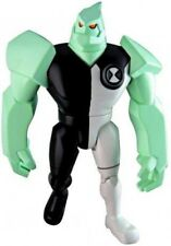 Ben 10 DiamondHead Action Figure [Black & White Uniform Loose]