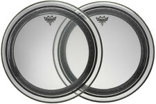"""Remo 18"""" Clear Powerstroke Pro Bass Drum Head"""