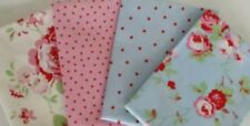 Cath Kidston Rosali Fabric bundle 100% Cotton 4m - 1m each of 4 designs ikea A2