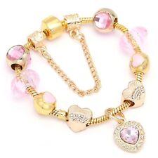 Rheumatoid Arthritis Awareness 21cms Bracelet Breast cancer fundraiser