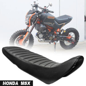REPLACEMENT CUSHION SEAT (SF4) FLAT FOR HONDA GROM MSX125 SF 2012 13 14 15