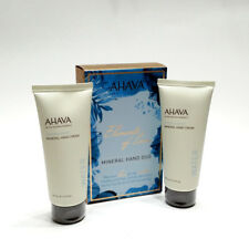 Ahava Dead Sea Water Mineral Hand Cream Duo 2 x 3.4 oz Vegan Elements of Love