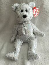 "TY BEANIE BABY ""THE BEGINNING""  JANUARY 1, 2002 - MWMT -  COMES W/TAG PROTECTOR"