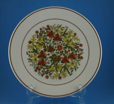 "3 Corelle Indian Summer 10.25"" Dinner Plates  NICE"