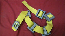 Professional Weighted Dive Belt with 5 Weights Total of 11 Pounds