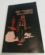 Consumer's Guide To Metal Detector For Whites Coinmaster Vintage