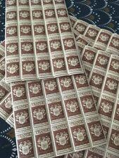 Lot Journée du Timbres France - 1,5 fr X 50 timbres neufs, Affranchissement