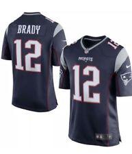 NWT Nike On Field #12 Tom Brady Jersey New England Patriots Youth XL & Small