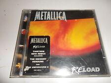 CD METALLICA-Reload
