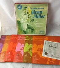 Glenn Miller Jazz LP Records