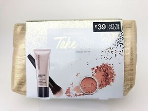 bareMinerals Take Me With You Vanilla 02 - 3 Piece Complexion Rescue Makeup Kit