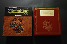 TACTICS OGRE GAIDEN - deluxe pack FAMITSU LIMITED Game Boy Advance GBA JAPAN