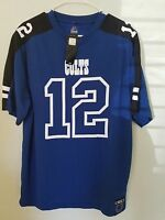 JERSEY NFL INDIANAPOLIS COLTS   # 12 ANDREW LUCK