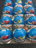 Kinder Surprise Kinder Eggs New Hot Wheels x 24 Eggs Free Delivery Now  £17.99