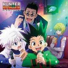 Hunter X Hunter Tv anime manga Music Soundtrack Cd Collection of character song