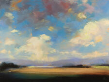 LANDSCAPE ART PRINT - Sky and Land II by Robert Seguin 36x48 Field Poster