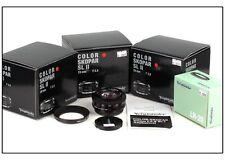 New Voigtlander COLOR-SKOPAR SL II 20mm f/3.5 ASHPERICAL for Canon EF Mount