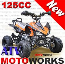 MOTOWORKS SPORTS 125CC ATV QUAD Bike Dirt Gokart 4 Wheeler Buggy ORG