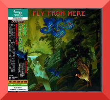 Yes , Fly From Here  ( SHM-CD + DVD_Japan )