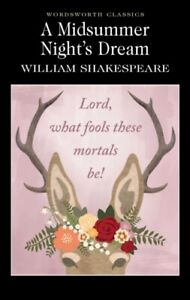 A Midsummer Night's Dream by William Shakespeare (Paperback, 1992) New Book