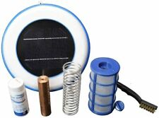 EaazPool Solar Ionizer Powered Natural Pool Clear Purifier | Free Buddy Band
